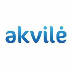 Akvilė logo