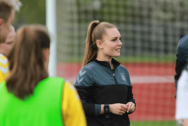 Kotryna Kulbytė futbolo treneris