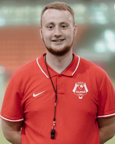 Futbolo treneris Arnas Lotužis