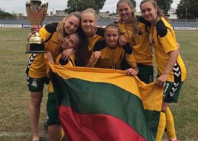 WU17 Baltijos taurė