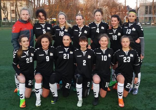 Vilniaus FM futbolininkės